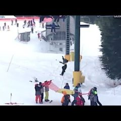 A Daring Rescue By Quick-Thinking Teens Saved A Boy Dangling From A Chairlift