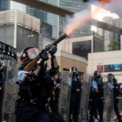 'We Are Risking Everything.' Hong Kong's Young Rebels Stake Everything on Their Struggle